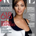 Beyonce has graced the covers of many magazines but this one is a favorite because it's post pregnancy for her and you see her as a 'Grown Woman!'